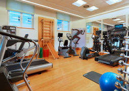 Fitness Center Sheraton Grand Salzburg