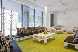 Inspired Meeting Room / DESIGN Inpired by nature