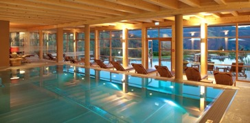 Hotel Edelweiss Green Spa