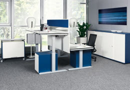 hali blue office