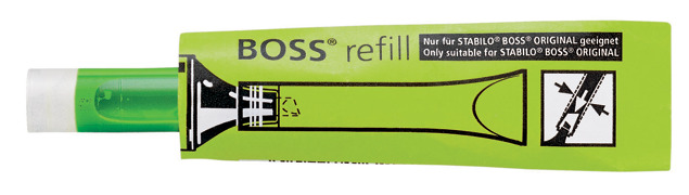 Refill Green BOSS