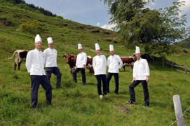 Chef Partie Catering Team