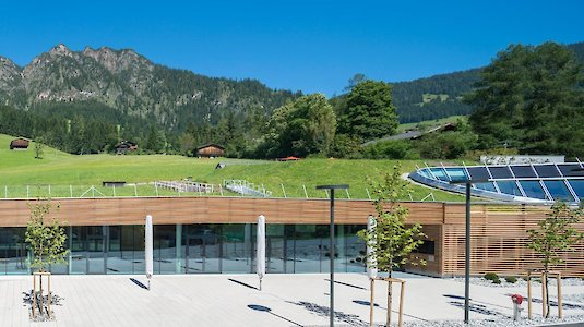 Das Congress Centrum Alpbach