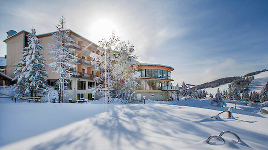 Almwellness Hotel Pierer Winter